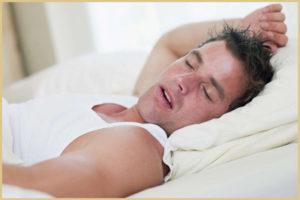 Ночная потливость мужчин