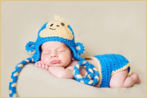 Сон грудного ребенка