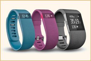 Браслеты Fitbit