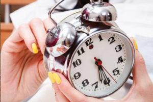 Определяем самые ценные для сна часы