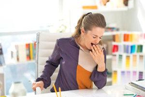 Причины сонливости в первые дни беременности