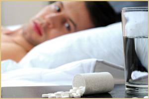 Снотворные препараты принимать только по назначению врача