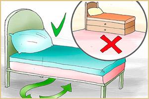 Какая кровать правильная