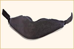Маска для сна с регулируемой повязкой