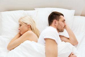 Сон в боковом положении