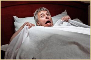 Паника в кровати