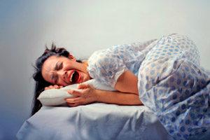 Ночные крики во сне у взрослых
