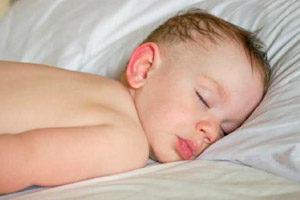 Сильное потение головы у детей в ночное время суток