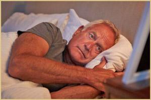 Плохой сон у пожилых