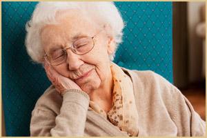 Старческая гиперсомния
