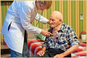 Изменения дыхания у пожилых