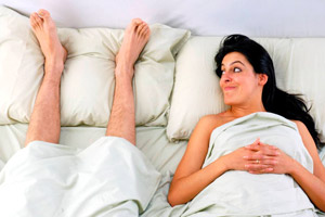 Характер отношений мужчины и женщины: позы сна расскажут все