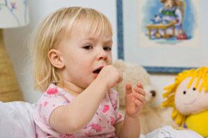 Утренний кашель у детей