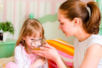Причины и лечение сухого кашля у детей в ночное время