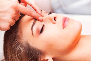 Инсомния и точечный массаж