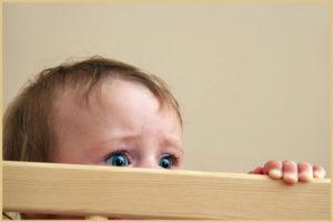 Особенности проявления детских страхов