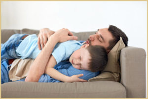 Почему вредно спать на диване?