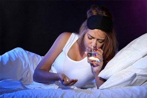 Сильный кашель когда ложусь спать что делать