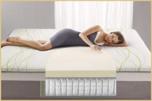 Лучшие ортопедические матрасы для сна