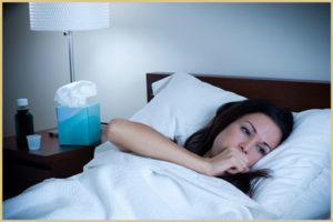 Как лечить ночной кашель у взрослых?