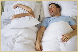 Привычка разговаривать во сне