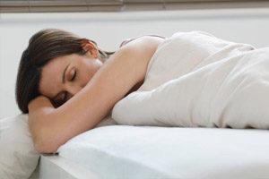 Сон на животе после родов рекомендации