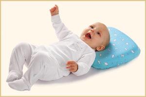 Ортопедическая подушка TRELAX для ребенка